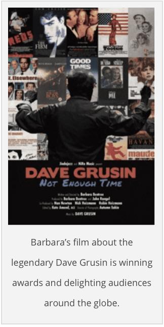 Dave Grusin Not Enough Time