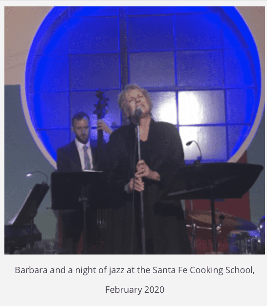 Barbara Bentree Vocalit