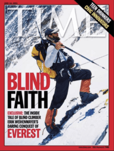 Everest Cover for Time Magazine
