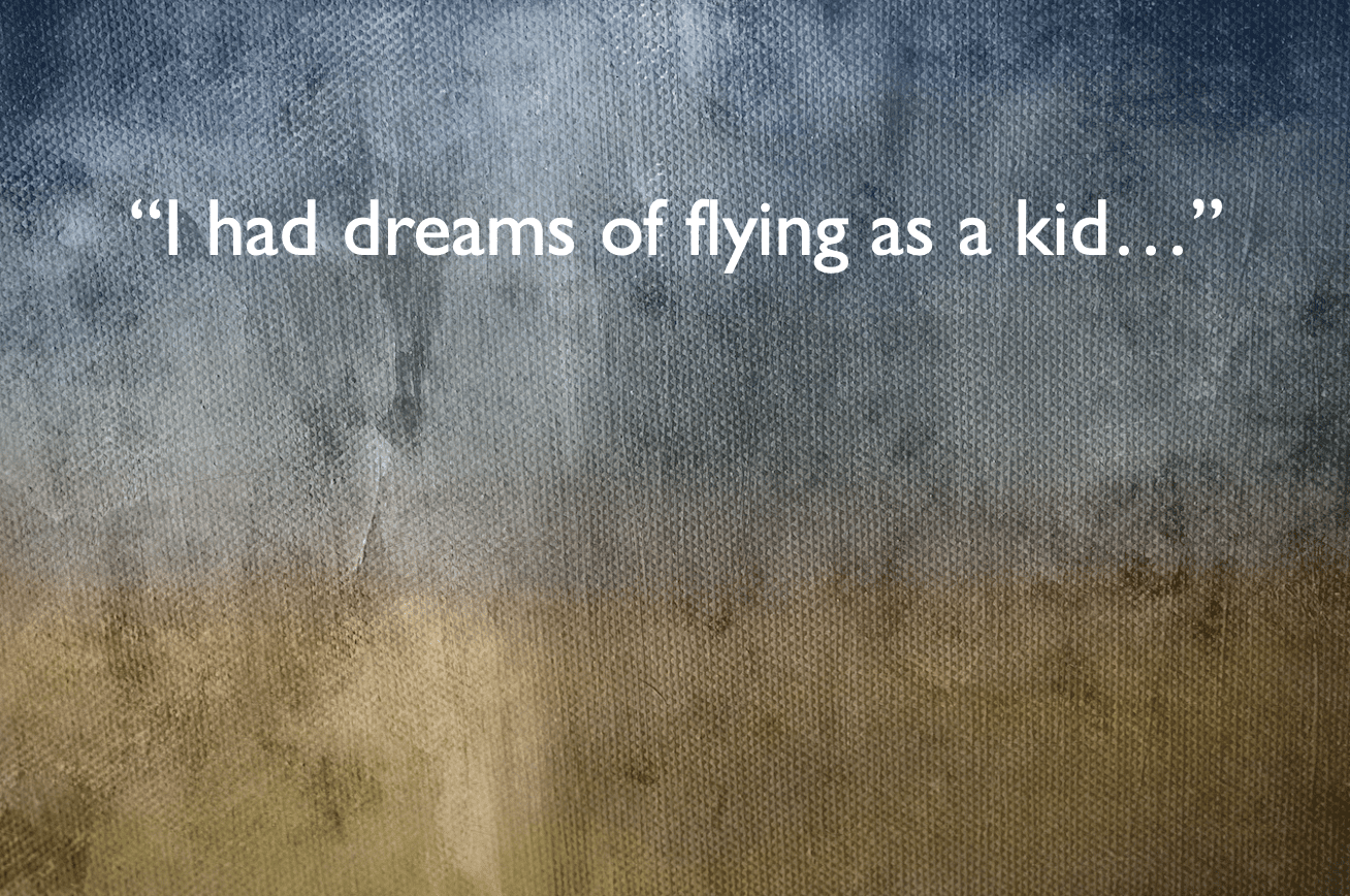 Flying Quote