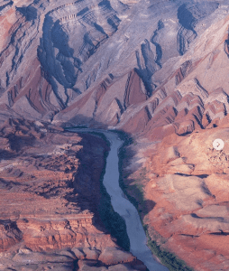 Aerial photo Chris Dahl-Bredine