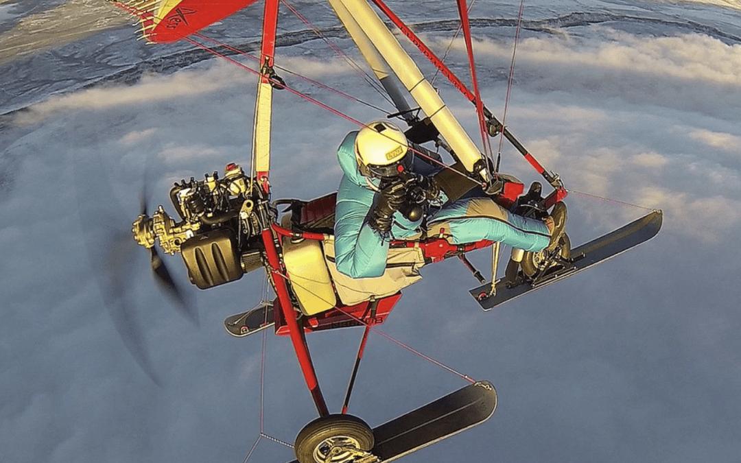 Chris Dahl-Bredine: Aerial Art and Inspiration