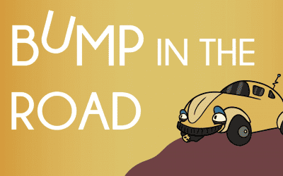 Bump In The Road Turns One Year Old