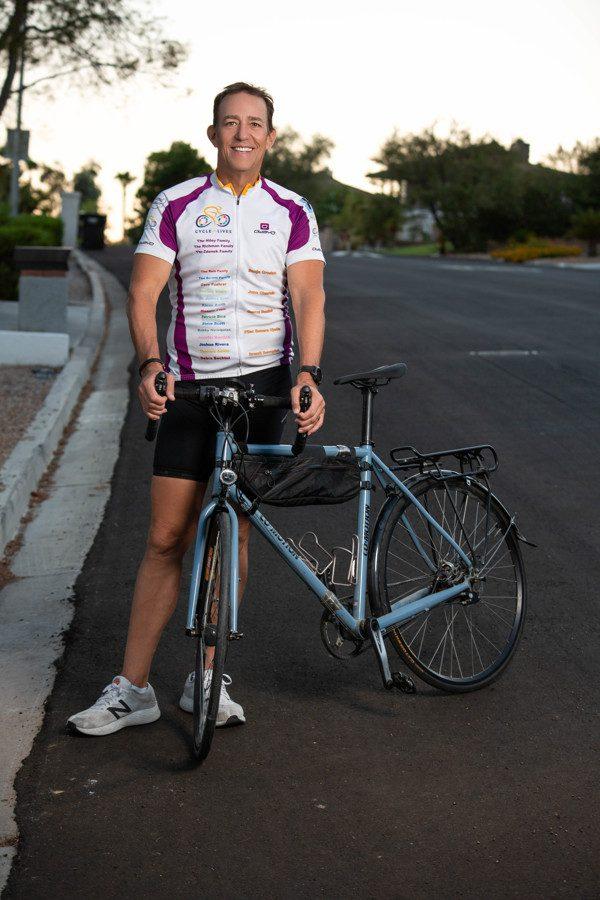 Endurance Athlete David Richman