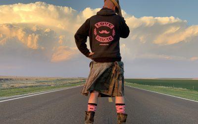 Nick Adkins: The Gift of #PinkSocks